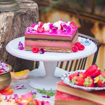 Raspberry & Chocolate Delice