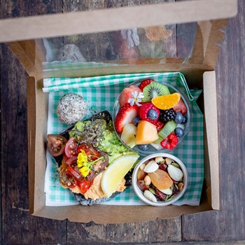 Healthy Brekkie Box