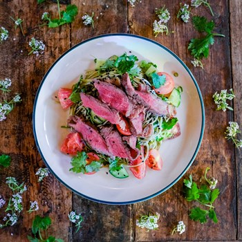 Seared Beef Salad
