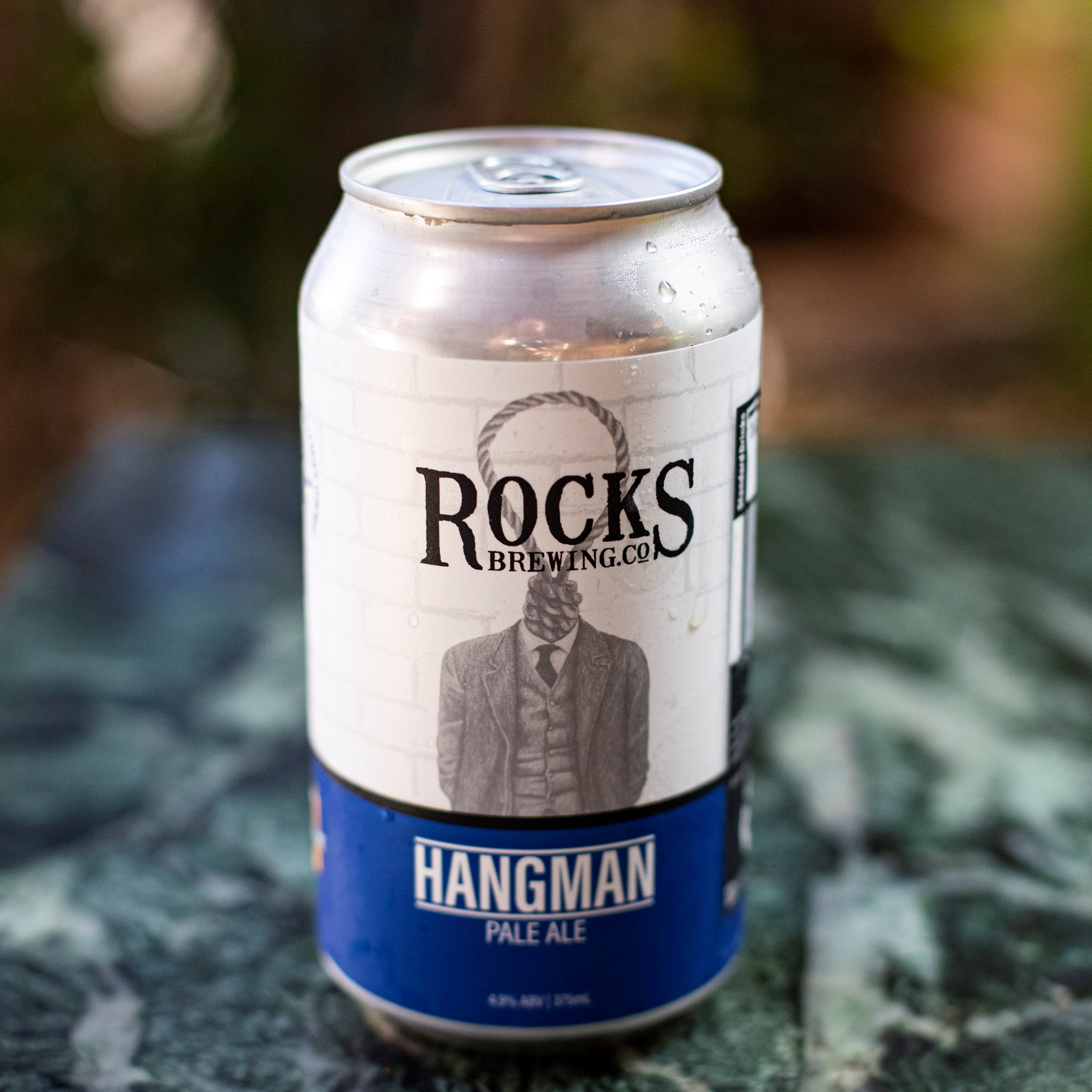 Rocks Brewing Co. Hangman Pale Ale - 6 pack
