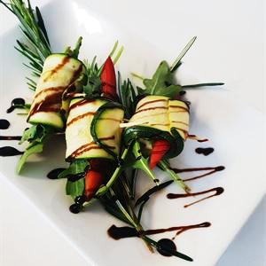 Zucchini Feta Rollups (g/f) (min 10)