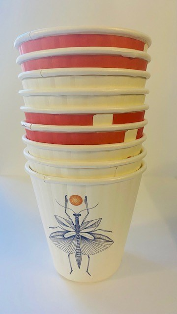 Hot Cup - Biodegradable