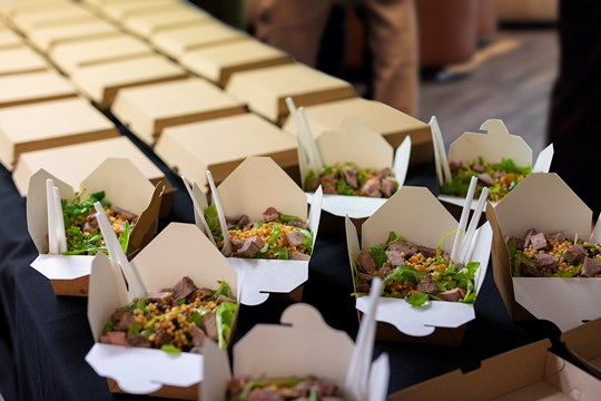 Executive Seminar Package - all day catering