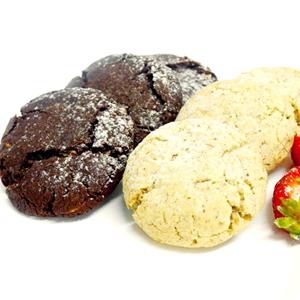 House-made biscuits (2 per serve) (min 6)