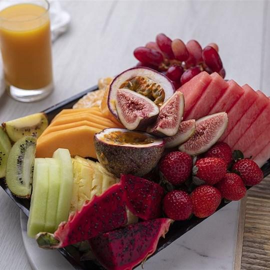 Fruit Platter (g/f) (min 6)