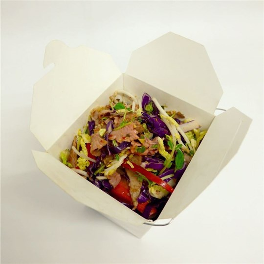 Noodle Box - Beef and Asian Slaw (g/f)