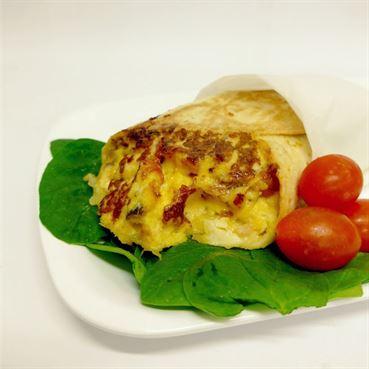 Gluten Free Breakfast Wrap (veg)