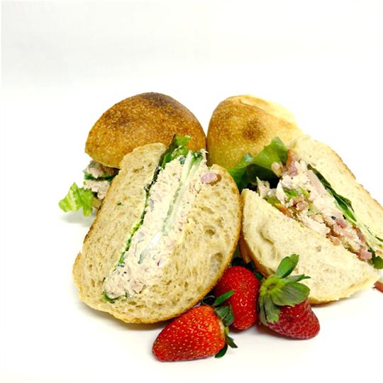 Gourmet rolls
