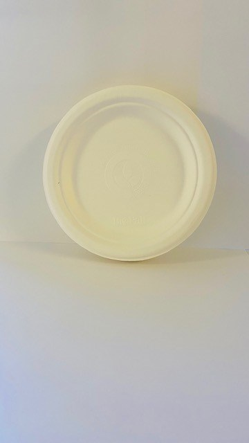 Side Plate - Biodegradable
