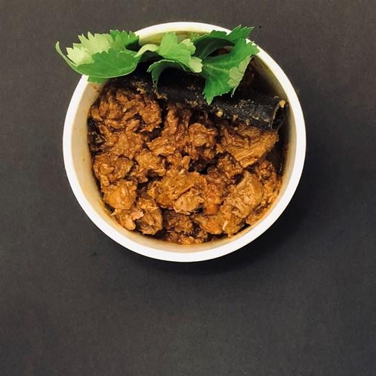 Hot Noodle Box - Lamb Korma with Basmati Rice (g/f)