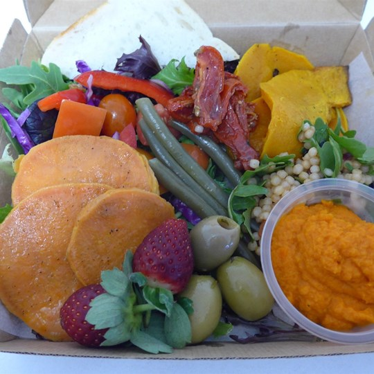 Lunch Box - SPECIAL DIET