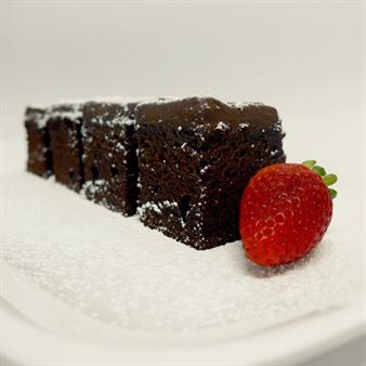 Chocolate Sour Cream Cake Squares (min 10)