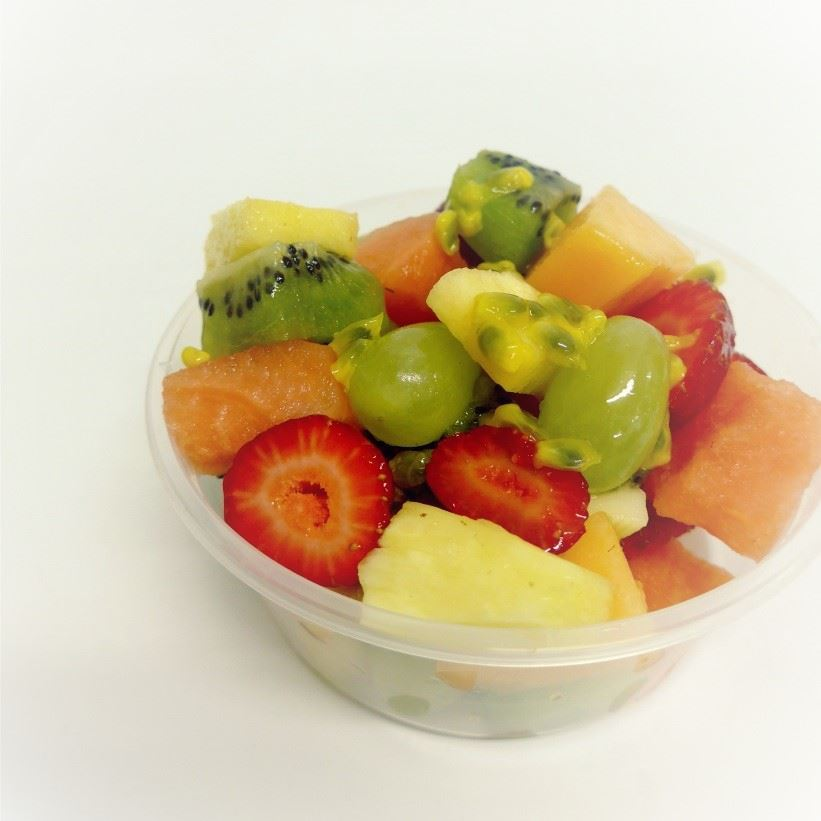 Individual Fresh Fruit Salad Tub (G/F) 250ml