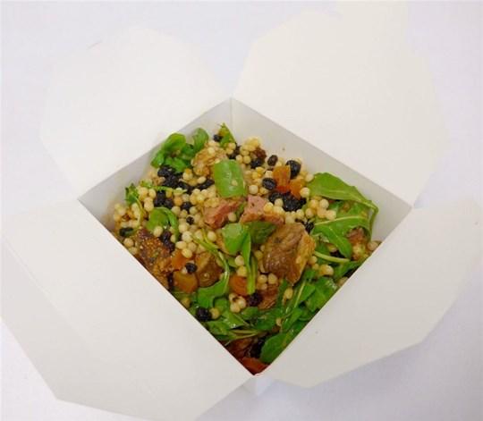 Noodle Box - Lamb Cous Cous