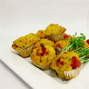 Savoury muffins - chefs selection