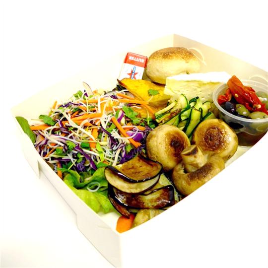 Lunch box -  Vegetarian