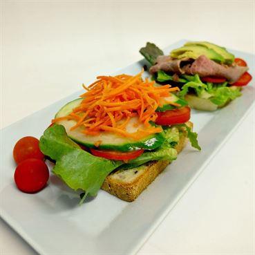 Gluten & Dairy Free Sandwich