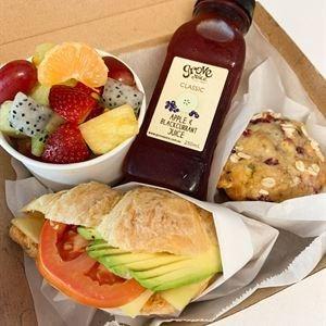 Boxed Breakfast Package (min 6)