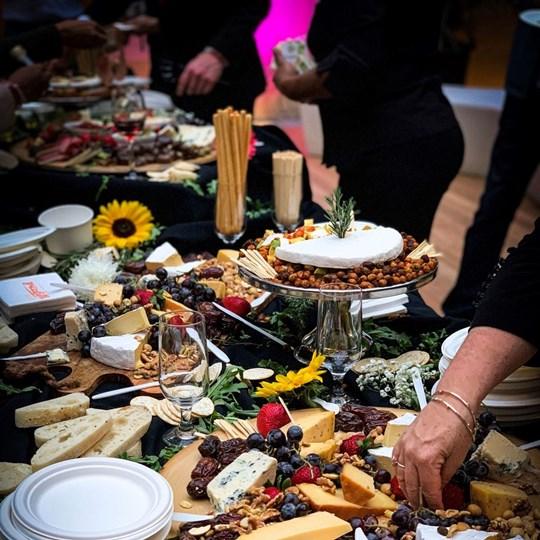 Wine and Cheese Event (1 hr) (minimum 60)