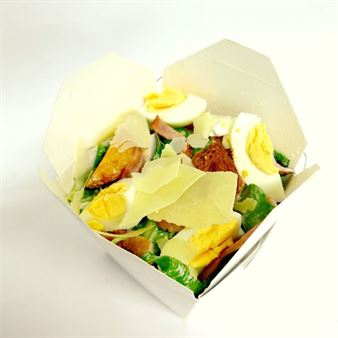 Noodle Box - Caesar salad with bacon