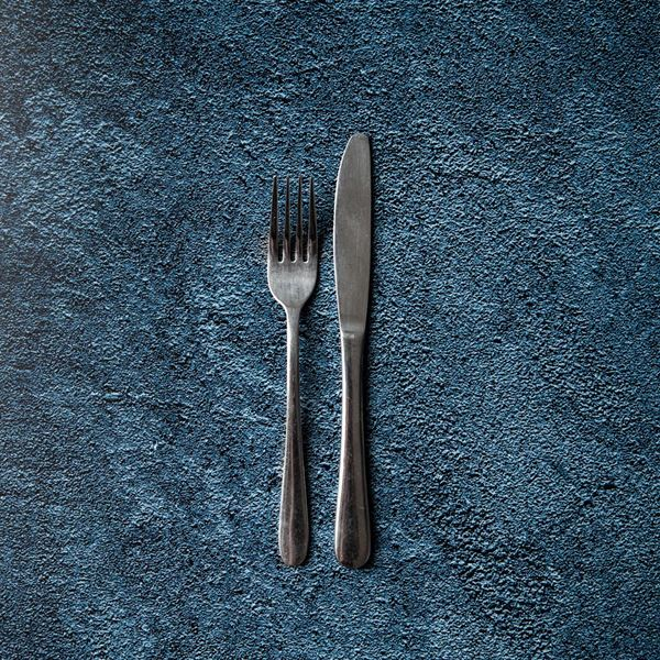 Knife and Fork Cutlery Set (EX)