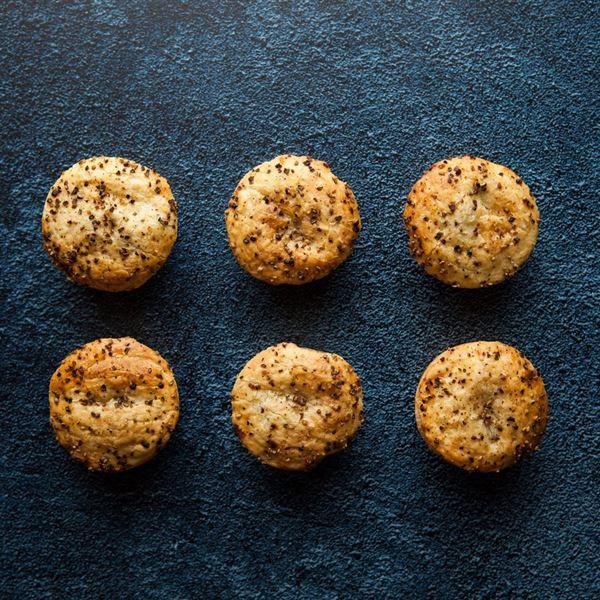 Gourmet mini pie platter (ex)
