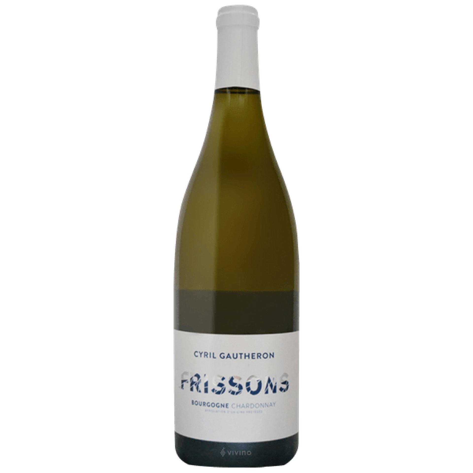 2017 Cyril Gautneron 'Frissons' Chardonnay