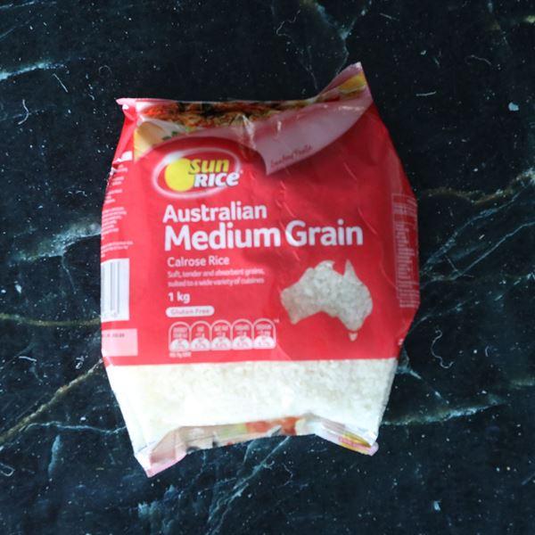 Medium Grain Rice - 1kg