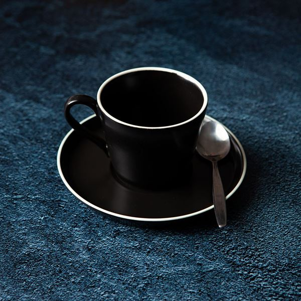 Tea and coffee crockery (ex)