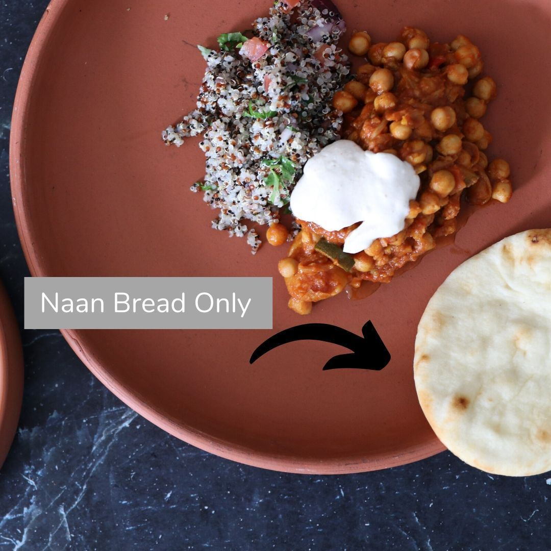 Naan Bread SIDE ONLY serves 2