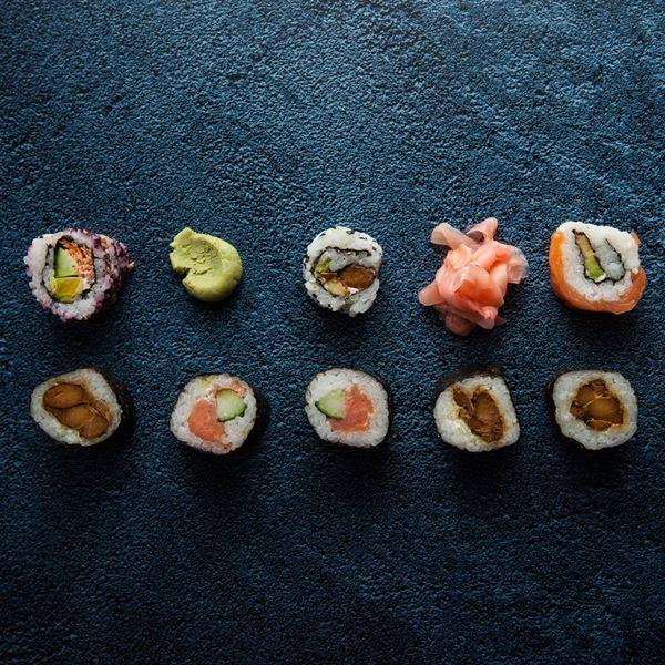 Sushi platter (ex)