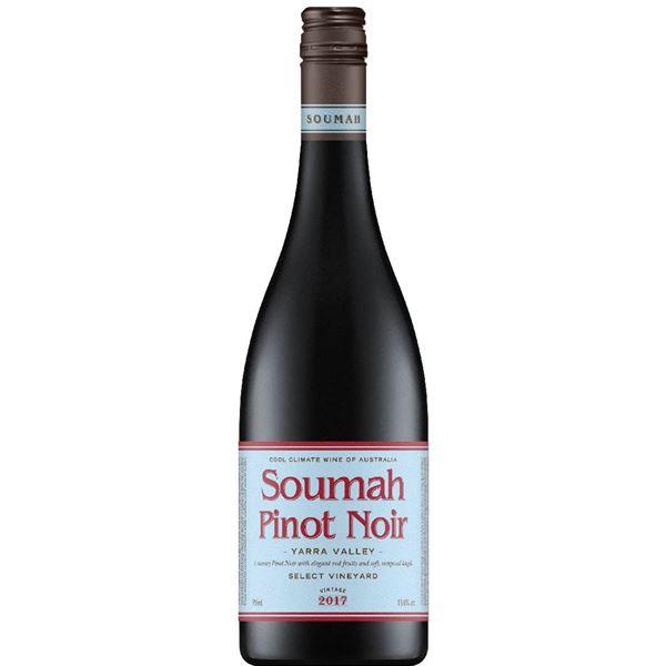 2018 Soumah Pinot Noir