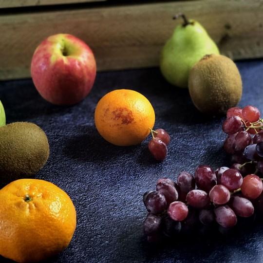 Whole market fruit