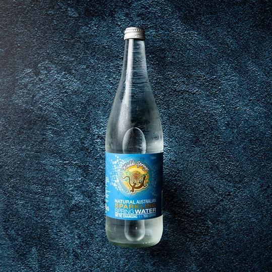 Sparkling mineral water 750ml (ex)