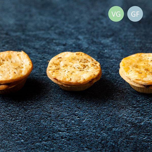 Gluten Free Gourmet mini pie platter (GF) (ex)