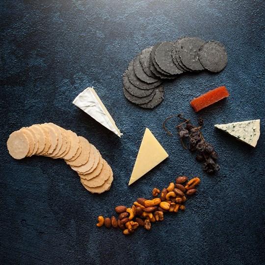Three cheese platter (ex)