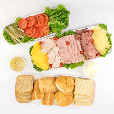 Sandwich Builder