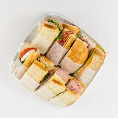 Sandwich Sampler