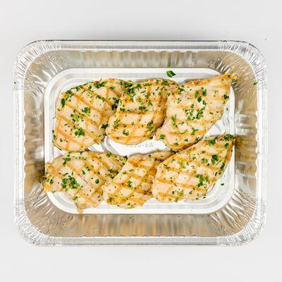 Herb-Marinated Grilled Chicken