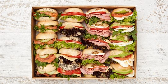 Bagel Box - New York collection (medium sized) (cold)