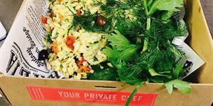 Salad Bar Platters