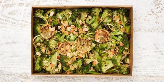 Salad Medium - Charred Broccoli Salad (v, gf)