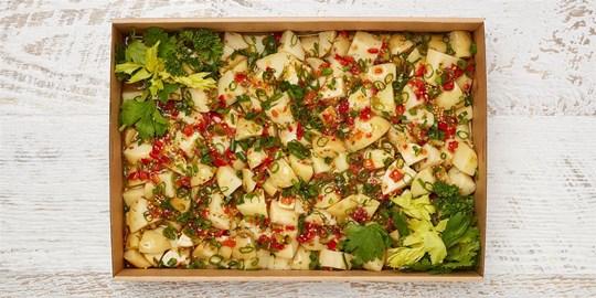 Salad Medium - European potato salad (nf, gf, vegan)