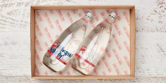 750ml Capi water range (glass bottle) – pick one