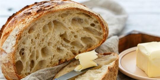 Sourdough sliced loaf from Noisette Bakery  sliced 1kg