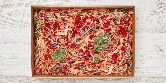 Salad Medium - Gourmet Slaw (v, gf, df)