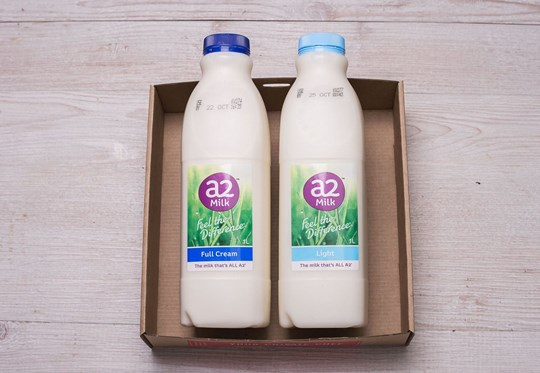 1 litre Milk – pick one