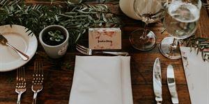 Fine Dining Seated Menus