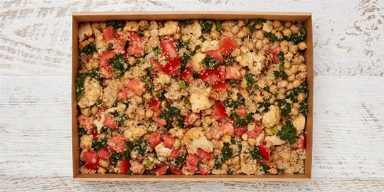 Salad Medium - Roasted Cauliflower salad (vegan, gf, df)