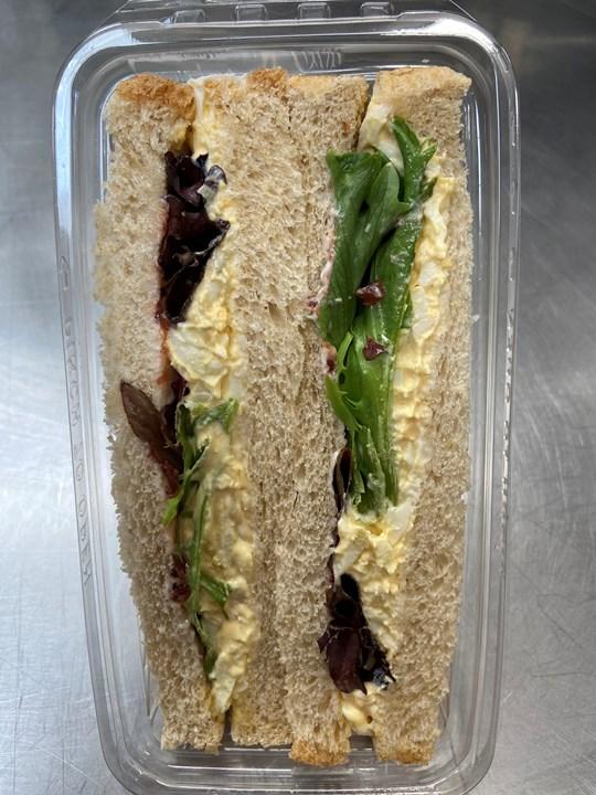 Jasbe Pressed Egg & Lettuce Sandwich on Multigrain (Base)